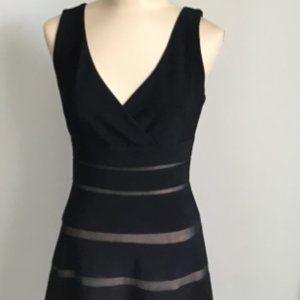 Joseph Ribkoff black dress size 8